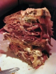 The Radical Reuben™, stacked up