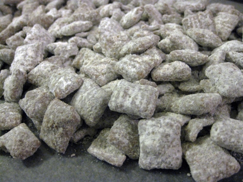 Butterscotch Puppy Chow