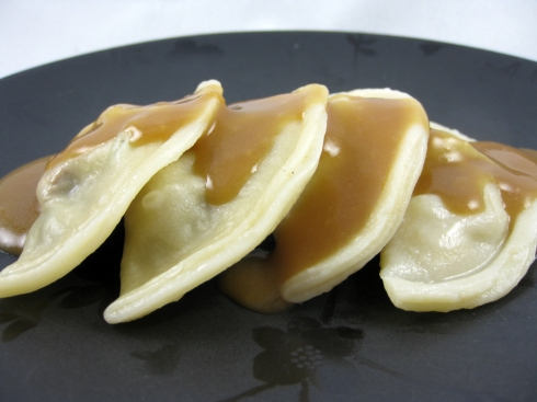 Thanksgiving Pierogi