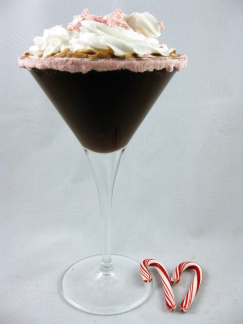 Chocolate Peppermint Martini