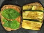 Balsamic Zucchini Sandwich