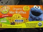 Frozen Blueberry Waffles