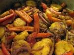 Jamaican Stir-Fry