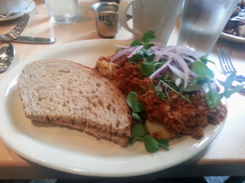 Sloppy Joe Slinger from Local Harvest Cafe