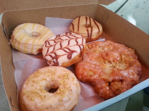 Assorted Doughnuts from Red Rabbit