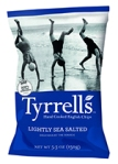 Tyrrells Lightly Sea Salted Chips