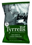 Tyrrells Sea Salt & Cider Vinegar Chips