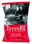 Tyrrells Sweet Chili & Red Pepper Chips