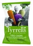 Tyrrells Veg Chips