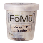 FoMu Cake + Batter Ice Cream