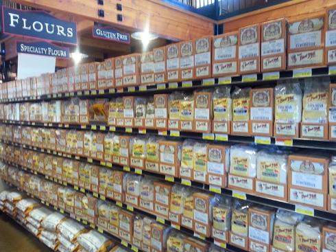 Bob's Red Mill Grain Store