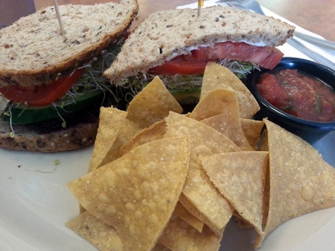 Supa-Dupa Sandwich from Paradox Cafe