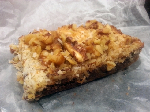 Coconutz from Mud Pie Vegan Bakery & Coffee
