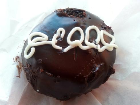 Mostess Cupcake from Mud Pie Vegan Bakery & Coffee