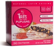 Black Bean & Sweet Corn Pupusas